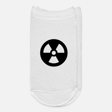 Nuclear Symbol - Ankle Socks