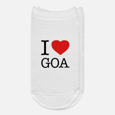 Goa I LOVE GOA - Ankle Socks