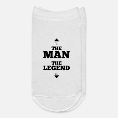 Legend The Man The Legend - Ankle Socks