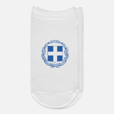 Coat Of Arms Coat of arms of Greece - Ankle Socks
