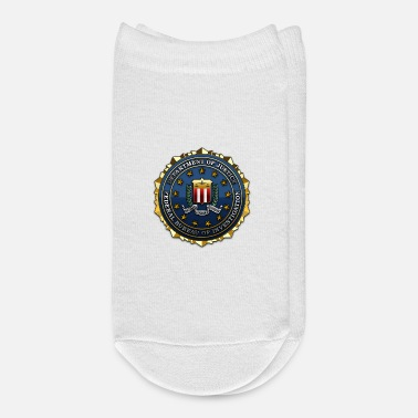 Policeman Federal Bureau of Investigation (FBI) - Ankle Socks