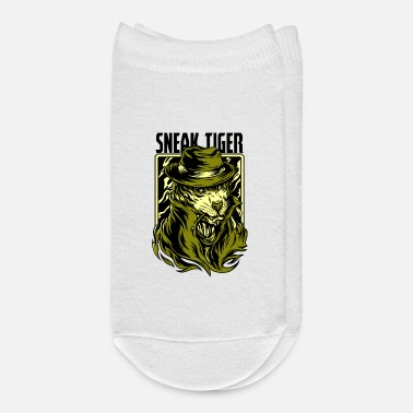 House Tiger Sneak Tiger - Ankle Socks