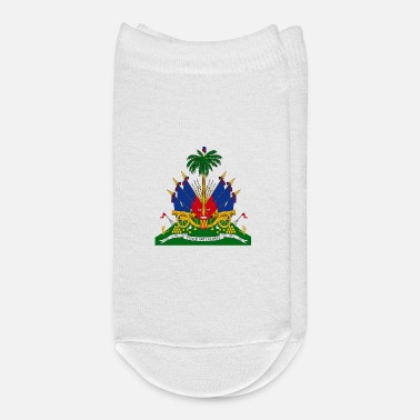 Coat Of Arms Haiti emblem/coat of arms - Ankle Socks