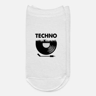 Techno techno - Ankle Socks