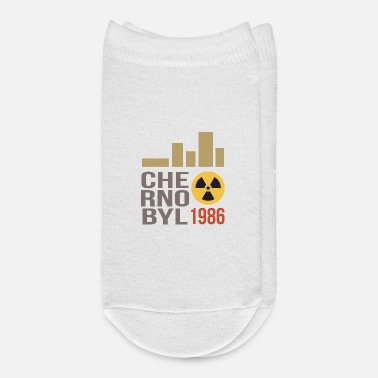 Nuclear Chernobyl 1986 - Ankle Socks