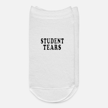 Back To School STUDENT TEARS - Ankle Socks