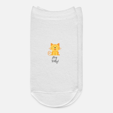 Easter Bunny Hey Kitty - Gift Idea - Ankle Socks