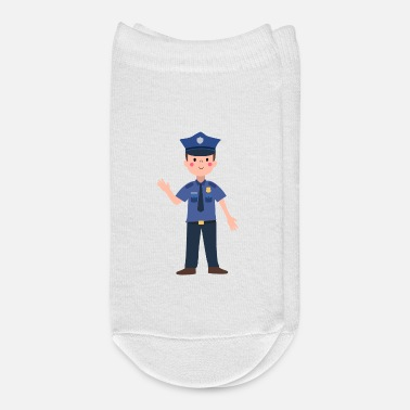 Office police officer - Ankle Socks