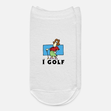 Funny Golf GOLF FUNNY GOLF WOMENS I GOLF - Ankle Socks