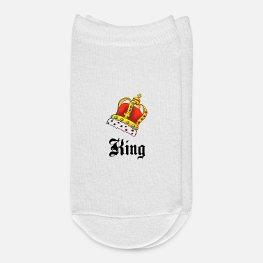 King king crown - Ankle Socks