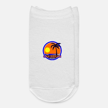 Caribbean CARIBBEAN sunset - Ankle Socks