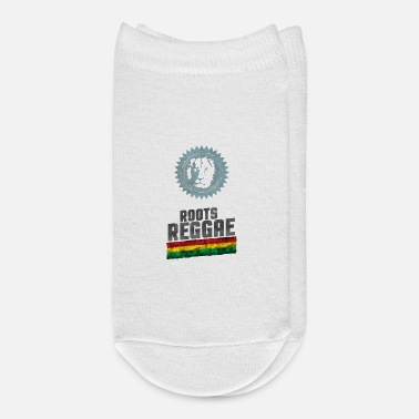 Reggaeton roots reggae lion - Ankle Socks