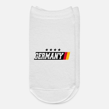 World Champion GERMANY 4 TIMES SOCCER WORLD CHAMPION - Ankle Socks