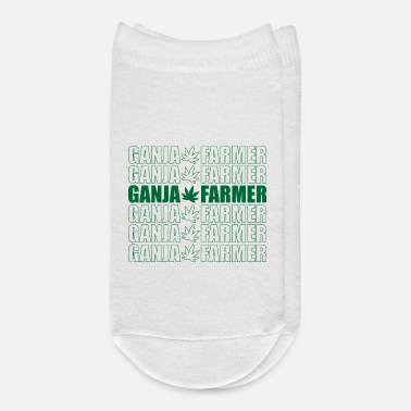 Ganja Ganja Farmer - Ankle Socks