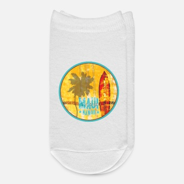 Hawaii maui surf hawaii - Ankle Socks