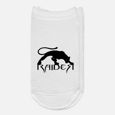 Raider Raider Panther - Ankle Socks