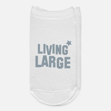 Large living large - Ankle Socks