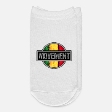 Reggaeton Reggae Movement - Ankle Socks