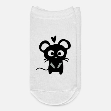 Rat cute rat - Ankle Socks