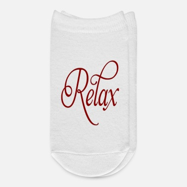 Relax Relax - Ankle Socks