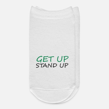 Reggaeton Get up Stand up - Reggae - Ankle Socks