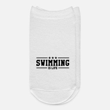 Diver Swimming is life - Ankle Socks