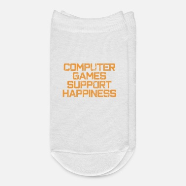 Computer computer games - Ankle Socks