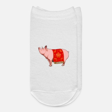 Chinese New Year Chinese New Year Pig - Ankle Socks