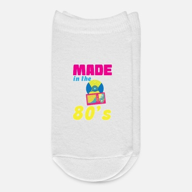 80s 80s - Made in the 80`s ! - Ankle Socks
