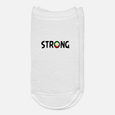 I Love Sports Wear Dagestan Strong, Proud Dagestan Flag, Dagestan - Ankle Socks