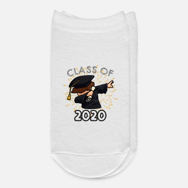 Certificate Class Of 2020 Graduation Class DAB - Ankle Socks
