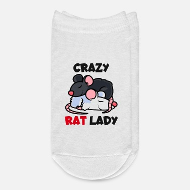 Rat Rat Lady - Ankle Socks