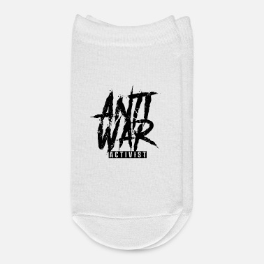 Anti Anti War Activist - Ankle Socks
