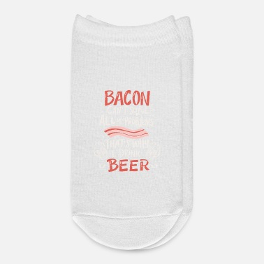 Bacon Bacon and Beer - Ankle Socks