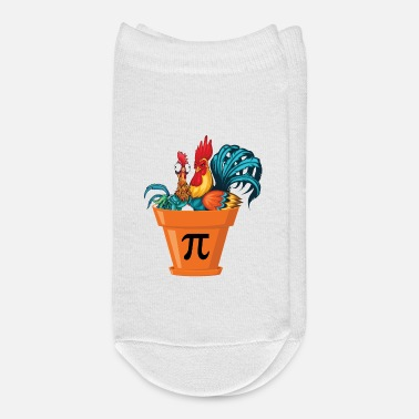 Poultry Chicken Pot Pi Day - Ankle Socks