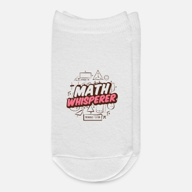 Nerd Nerd Maths - Ankle Socks