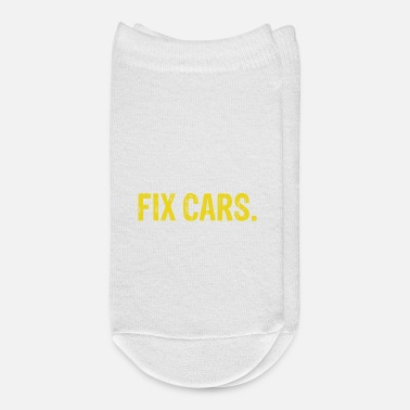 Auto Eat Sleep Fix Cars Repeat Auto Mechanic - Ankle Socks