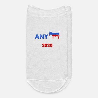 Democrat Any Democrat 2020 - Ankle Socks