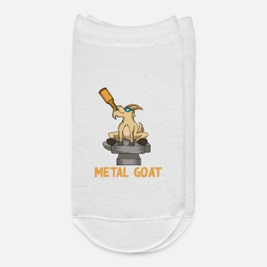 Heavy Metal Metal Goat - Heavy Metal - Ankle Socks