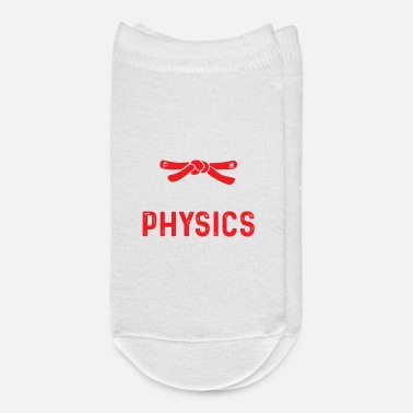 Studies Judo the study of physic with the human body - Ankle Socks