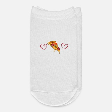 Pizza Pizza Is My Valentine - Ankle Socks