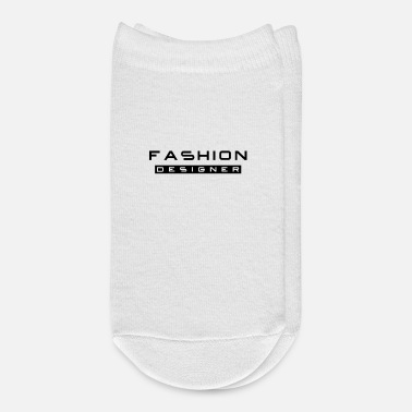 Design Job Fashion Designer Design Designing Team - Ankle Socks