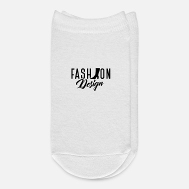 Design Fashion Designer Designing Team Job Design - Ankle Socks