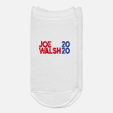 Election Campaign Joe Walsh 2020 Vote President Campaign Elections - Ankle Socks