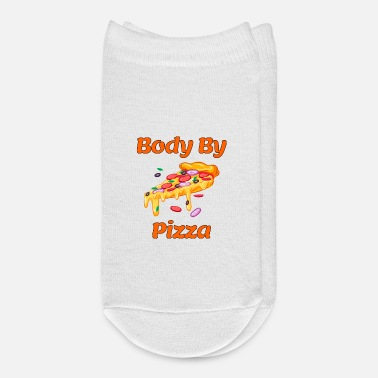 Pizza body by pizza, pizza, pizza lovers, pizza makers - Ankle Socks