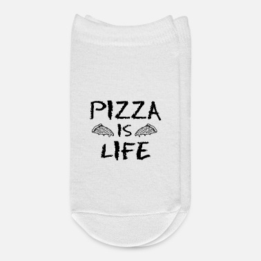 Pizza Pizza Is Life - Pizza - Ankle Socks