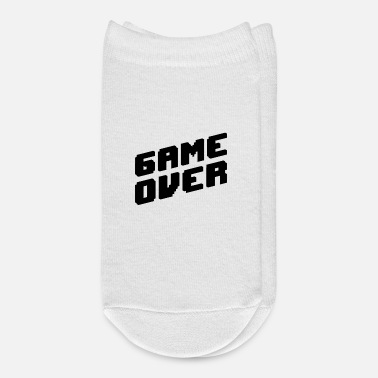 Game Game Over Game Play Game Gaming Gambling Console - Ankle Socks