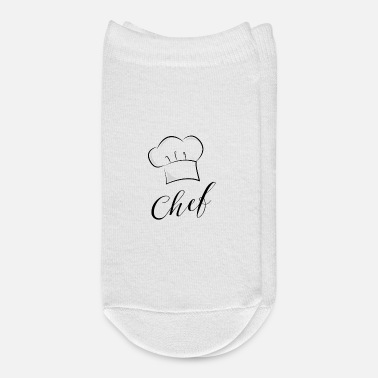 Gourmet Chef's hat Cook Gourmet Cuisine - Ankle Socks