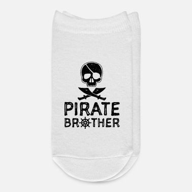 Brother Pirate Brother - Brother - Ankle Socks
