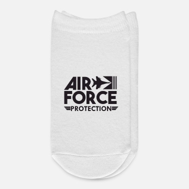 Numbered Air Force Air Force Protection - Air Force - Ankle Socks